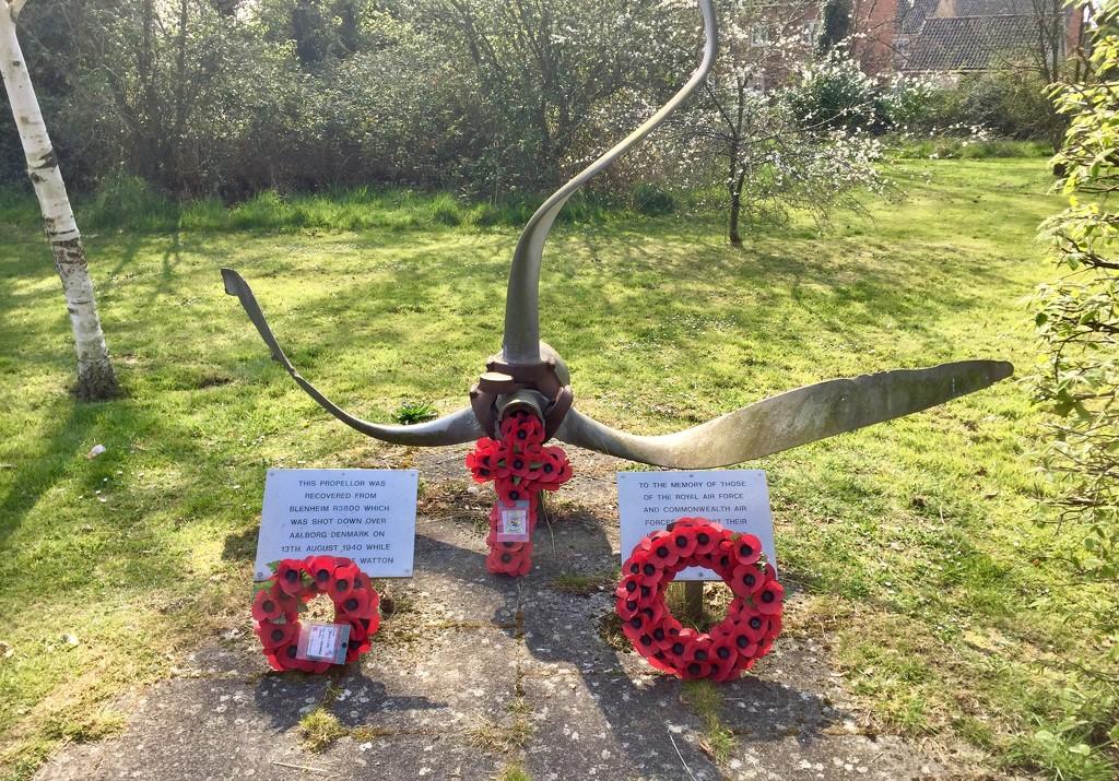 Blenheim Memorial by gillian1912