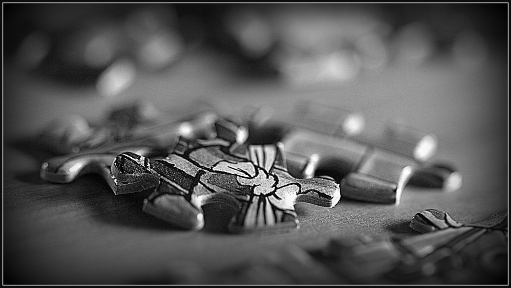 Pieces of Something by dide