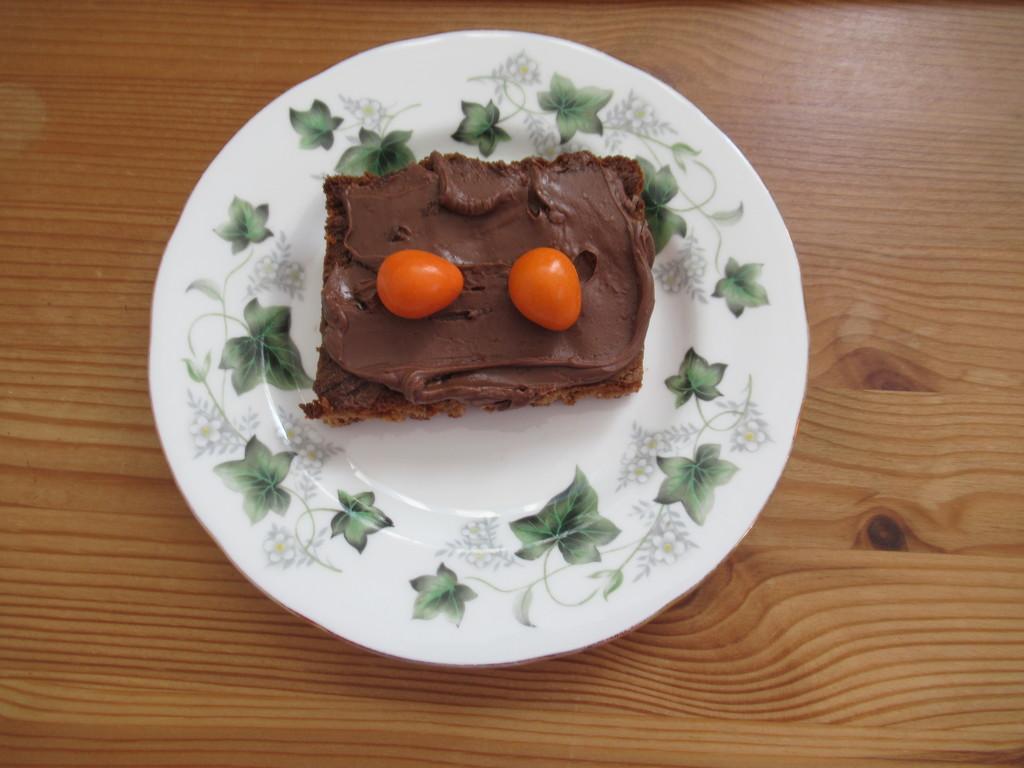 last Easter brownie by anniesue