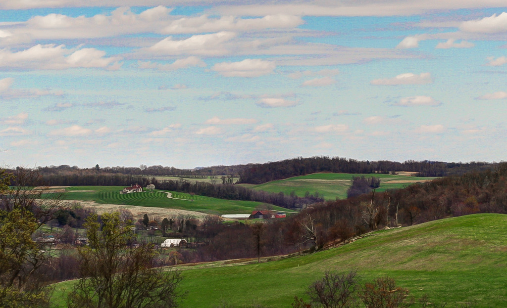 Pennsylvania scenic by mittens