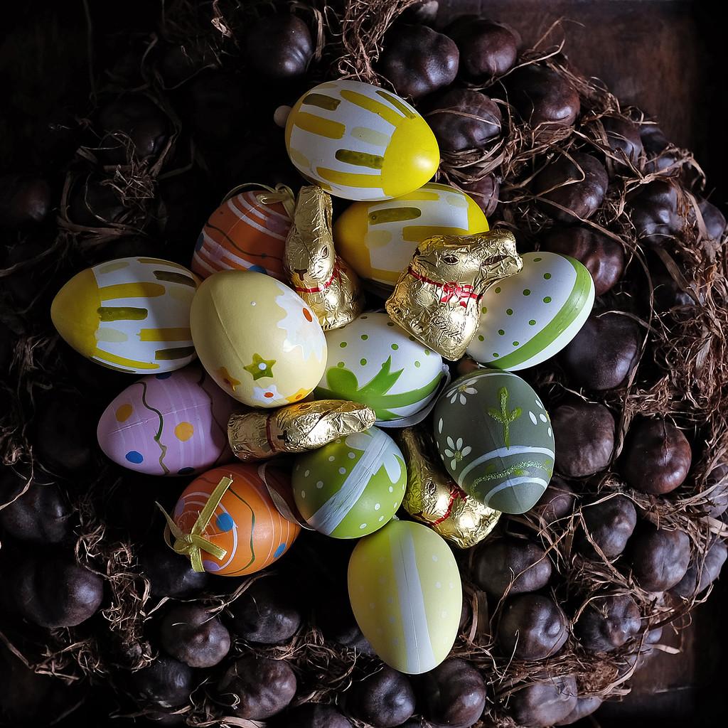 Clichéd eggsample by rexcomu