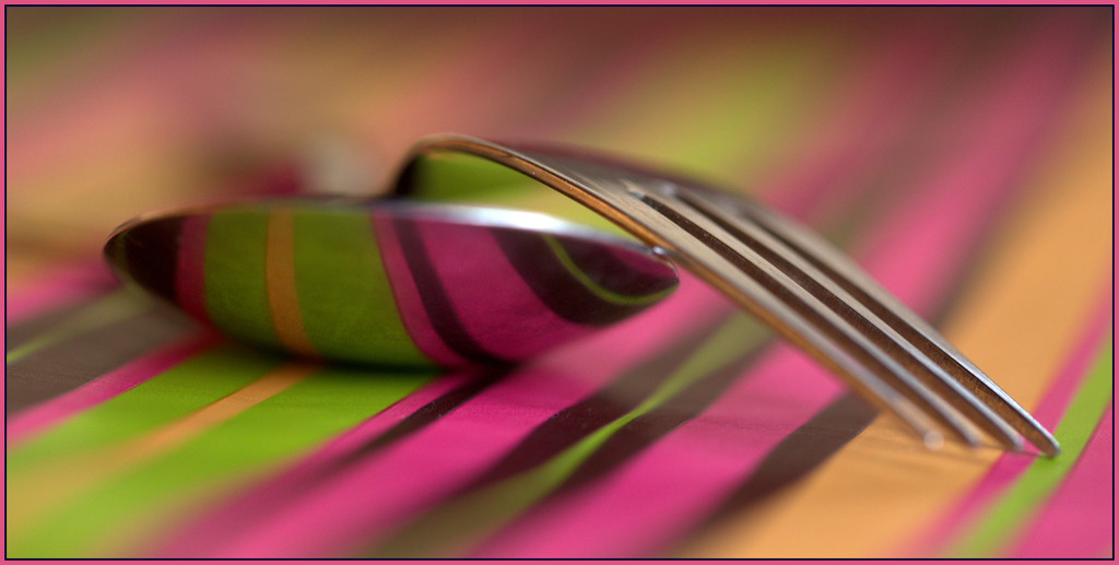 Spoon and Fork by dide