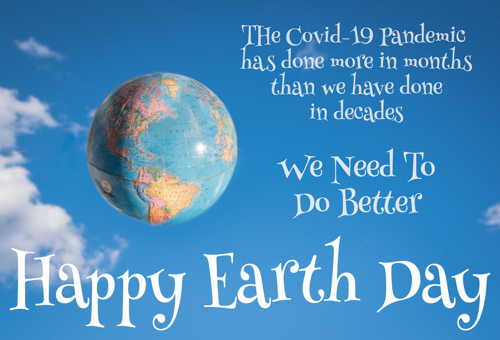 Earth Day 2020 by lesip