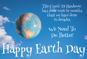 22nd Apr 2020 - Earth Day 2020