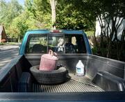 24th Apr 2020 - Back Seat Driver