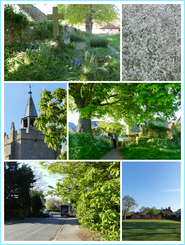 Churchyard to Bowling Green by foxes37