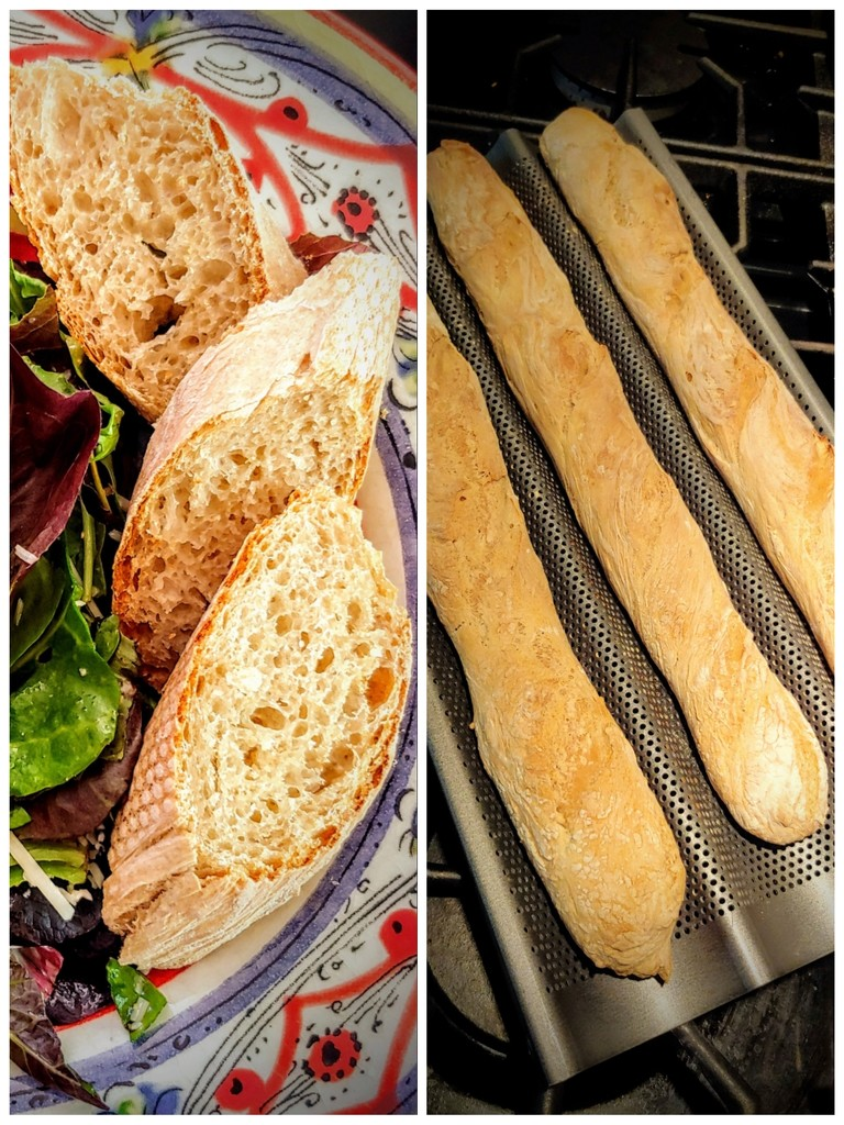 Bread despite the odds by darylo