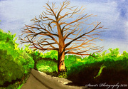 28th Apr 2020 - Tree (painting)