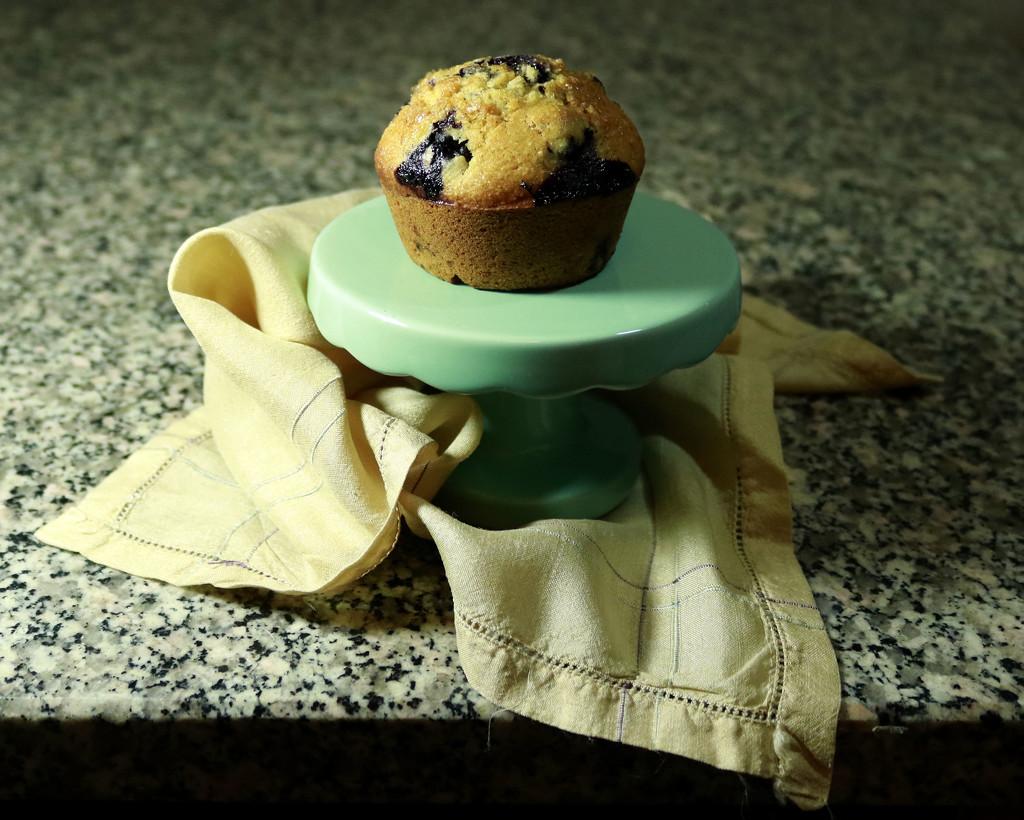 Dutch Style Sourdough Muffin by lynbonn