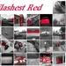flashest red month shot