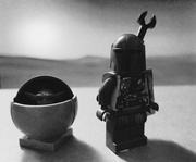 1st May 2020 - The Mandalorian and the child