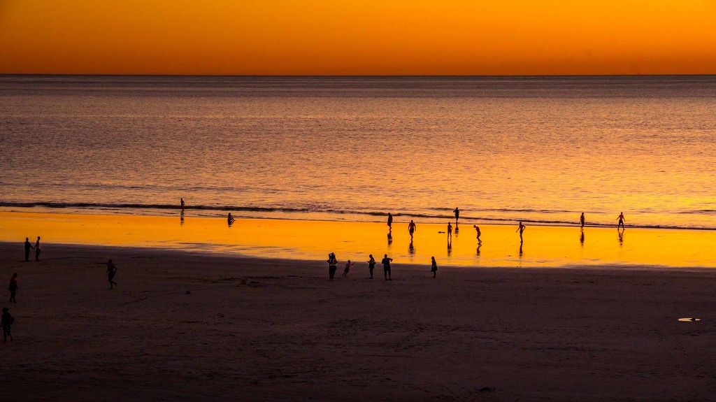 Broome sunset by pusspup