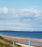 19th Aug 2019 - Whitley Bay Lighthouse