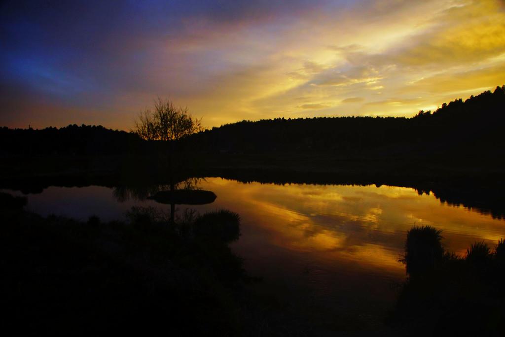 Kachina Sunset by joysabin