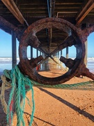 1st May 2020 - Under the Pier
