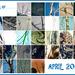 30 Days collage