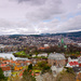 The view over Trondheim by elisasaeter