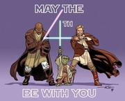 4th May 2020 - May the Fourth Be With You