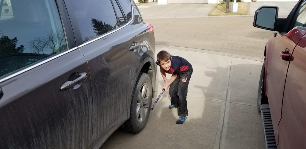 Tire Swap by schmidt
