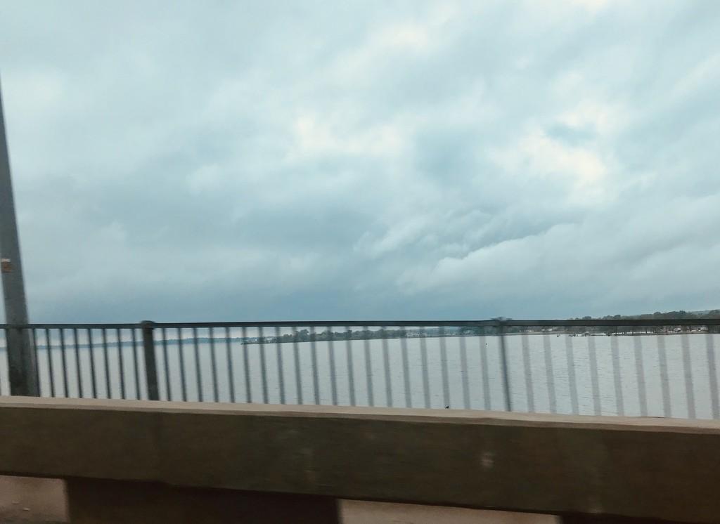 Crossing Sailboat Bridge by samae