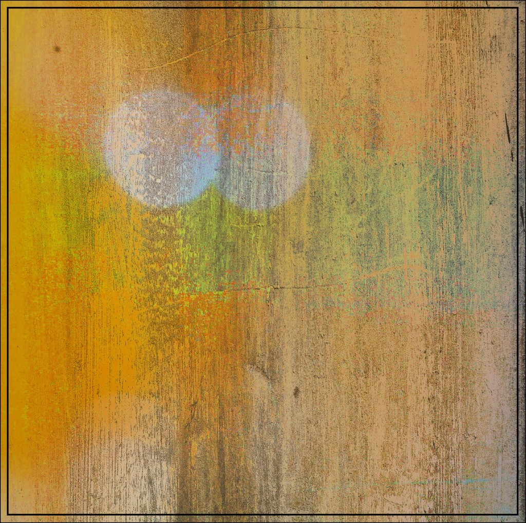 Half of an Abstract for May by olivetreeann