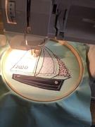 4th May 2020 - Sailing boat project