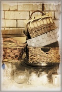 6th May 2020 - A Stack of Old Baskets