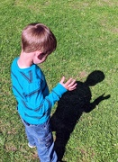 6th May 2020 - Me and My Shadow
