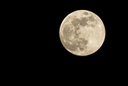 6th May 2020 - just the moon tonight