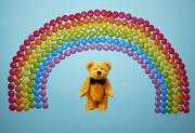 7th May 2020 - Rainbow Teddy