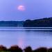 Faint super moon by rjb71