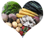 7th May 2020 - Fruits & Veggies - good for your heart!