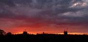 3rd May 2020 - Surprise sunset