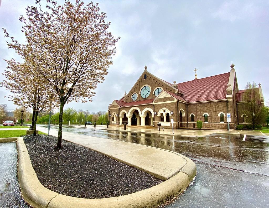 Rainy Morning at St Paul's by ggshearron