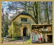 11th May 2020 - Thatched Gothic House,Stourhead