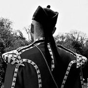 10th May 2020 - Back of Bandsman