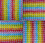 12th May 2020 - Smartie Squares