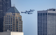 12th May 2020 - Blue Angels Flyover