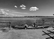 12th May 2020 - Kayak at Scarbough Marsh