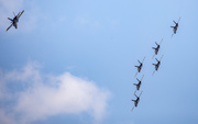 13th May 2020 - Blue Angels Flyover #2