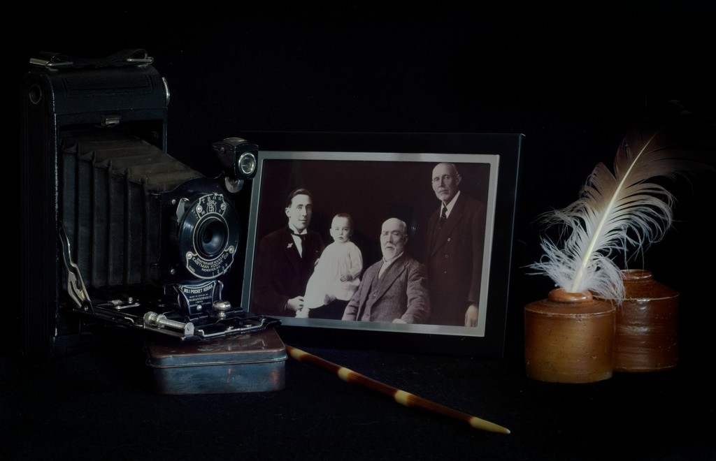 Family history by kiwinanna