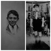 15th May 2020 - Father & Son aged 10