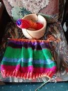 5th May 2020 - Knitting