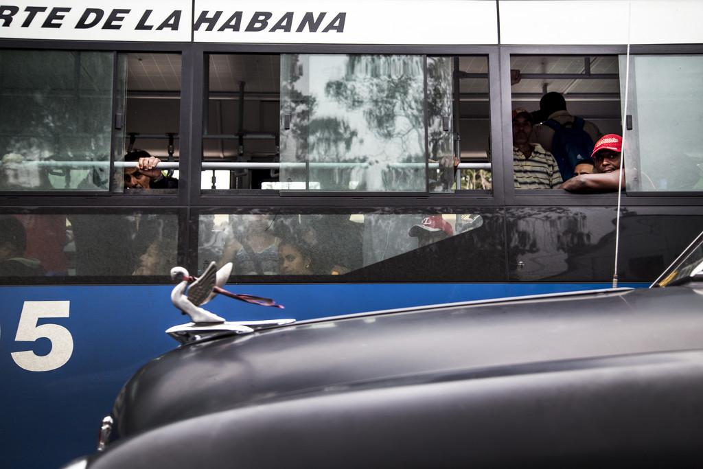 Cuban vintage car  by mara19500