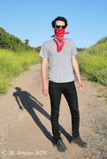 14th May 2020 - Who Was That Masked Man?