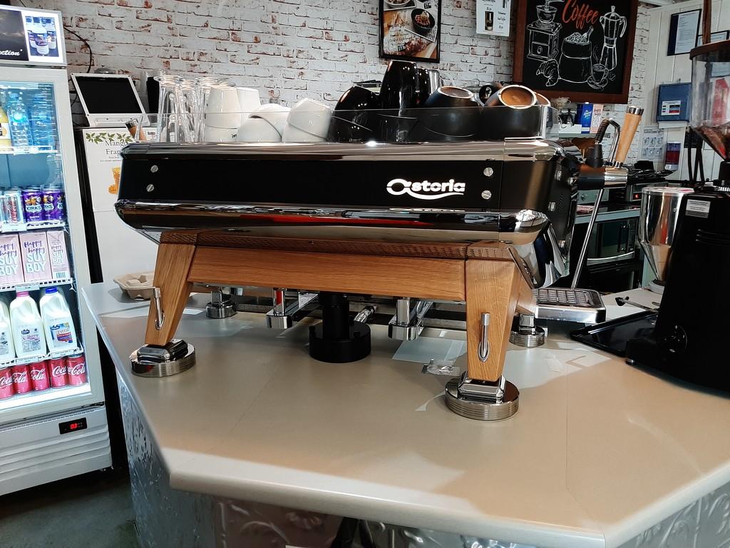 New Coffee Machine  by mozette