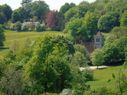 15th May 2020 - Hughenden Church from Lower Path