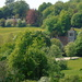 Hughenden Church from Lower Path