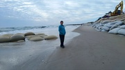 17th May 2020 - My friend at the mouth of the Maroochy River