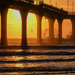 Sunrise at the pier by maureenpp